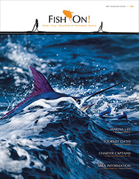2021 Fish On cover
