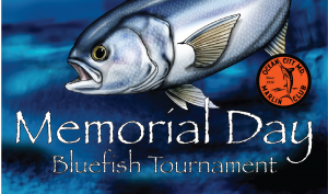 Memorial Day Bluefish Tournament logo