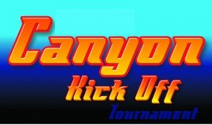 Canyon Kick Off Tournament logo