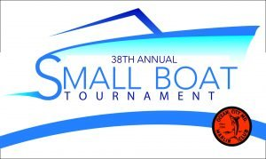 The 38th Annual Small Boat Tournament logo