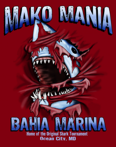 Mako Mania Bahia Marina Home of the original shark tournament Ocean City, MD