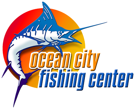 Ocean City Fishing Center Marina Charter Boats MD Logo